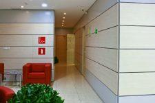 Противопожарные панели для внутренней облицовки стен