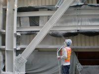 Огнезащита металлических конструкций требования