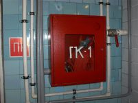 Нормы установки пожарных кранов внутри здания