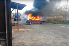 Застраховать машину от пожара