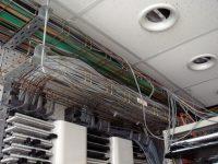 Требования к прокладке слаботочных сетей