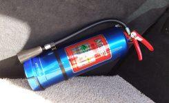 Огнетушитель для машины какой лучше