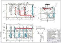 СНИП вентилирование специальных и производственных зданий