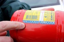 Как узнать срок годности огнетушителя