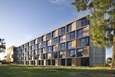 Общежитие общественное или жилое здание