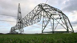 ЧС на электроэнергетических системах