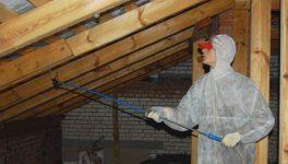 Огнезащитная обработка деревянных конструкций чердачных помещений нормы