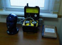 Приборы проверки изолирующих дыхательных аппаратов